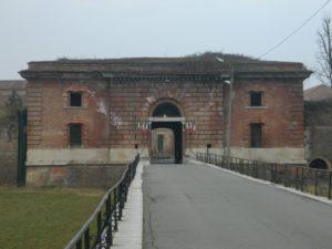 Ingresso Cittadella di Alessandria