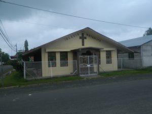 Chiesa metodista di Bocas Town
