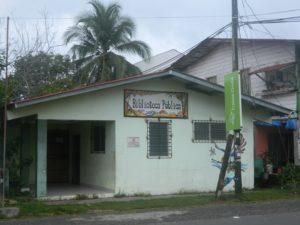 Biblioteca Pubblica di Bocas Town