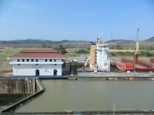 Canale di Panama - Chiuse di Miraflores
