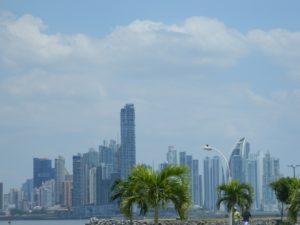 I grattacieli di Panamà City