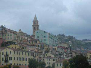 Scorcio di Ventimiglia Alta