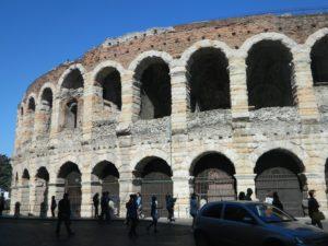 Veduta dell'Arena di Verona