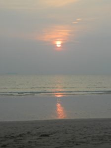 Altro tramonto stupendo