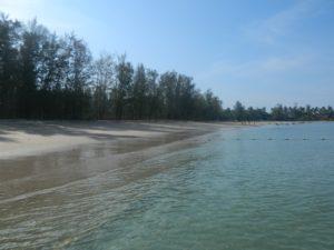 Altra spiaggia fantastica poco lontana da quella del resort
