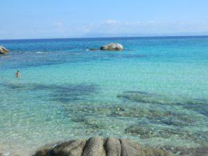 Spiaggia Kavourotripes - 1