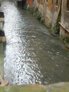 Finestrella sul canale
