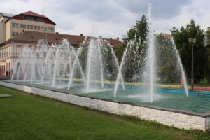 Fontana del Parco 1° Dicembre