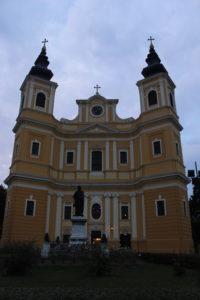 Cattedrale romano-cattolica Inaltarea Fecloarei Maria