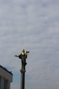 Statua Santa Sofia