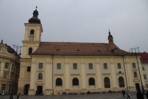 Chiesa Romano-Cattolica Sfanta Treime