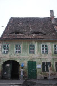 Casa con Occhi - 2