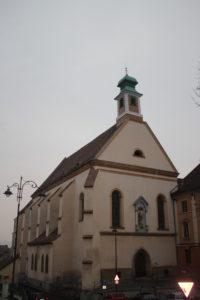 Chiesa Greco-Cattolica delle Orsoline