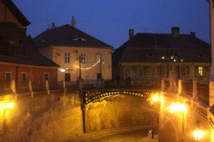Ponte delle Bugie illuminato