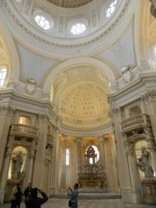 Reggia di Venaria - Cappella di Sant'Uberto