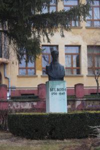 Statua di Stephan Ludwig Roth