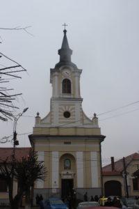 """Biserica Greco-Cattolica """"Inaltarea Domnului"""""""