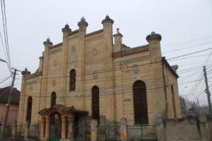 Sinagoga di Medias