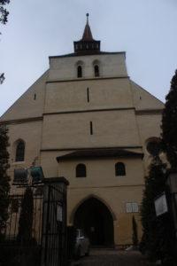 Biserica Din Deal null'unica foto decente che il poco spazio concede