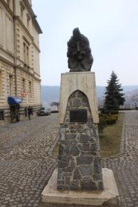 Statua di Vlad Tepes