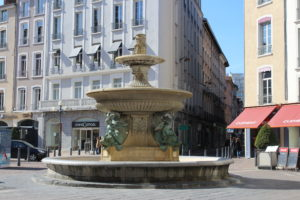 Fontana in Place Grenette