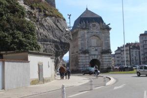 Porte de France - Lato A