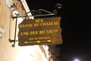 Rue Basse du Chateau