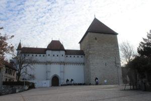 Castello di Annecy - Ingresso