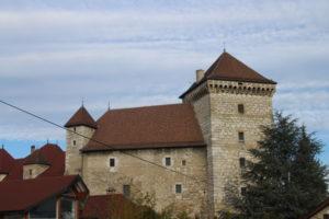 Castello di Annecy - Panoramica