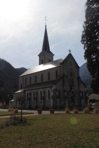 Chiesa di Duingt