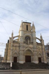 Basilique Notre Dame de Geneve