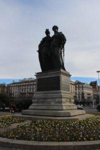 Monumento per l'annessione di Ginevra alla Svizzera
