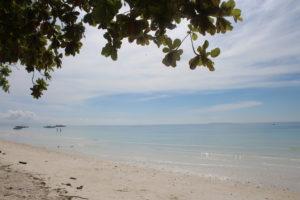 Dumaluan Beach - Lato Ovest