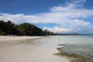 Bassa marea alla Dumaluan Beach - 2