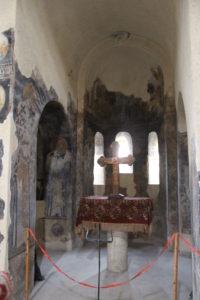 Dipinti sulle pareti della Fortezza di Asenovgrad - 2