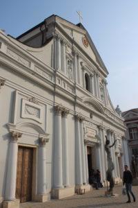 Cattedrale Saint Ludvik - facciata