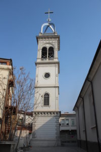 Cattedrale Saint Ludvik - Campanile