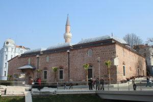 Dzhumaya Mosque - corpo