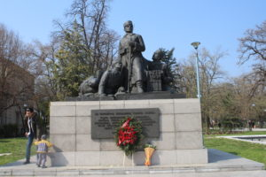 Monumento dedicato ai caduti?