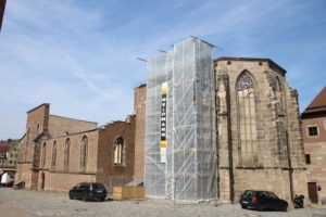 Rovine della Chiesa di Santa Caterina