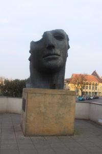 Igor Mitoraj - Centurione I