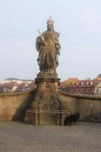 Statua della Regina Cunegonda