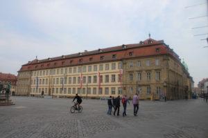 Scorcio di Maximilianplatz