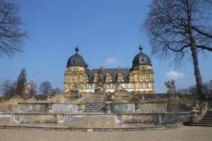 Fontana e Castello di Seehof