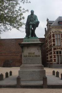 Statua di Graaf Jan Von Nassau