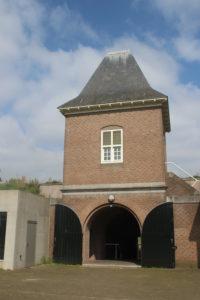 Torretta di ingresso della Cittadella