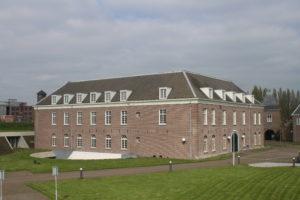 Edificio interno alla Cittadella