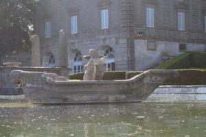 Fontana dei Mori - Navicella