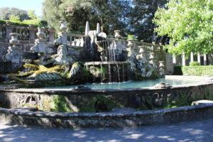 Fontana dei Giganti - Panoramica