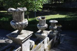 Balaustra dei vasi